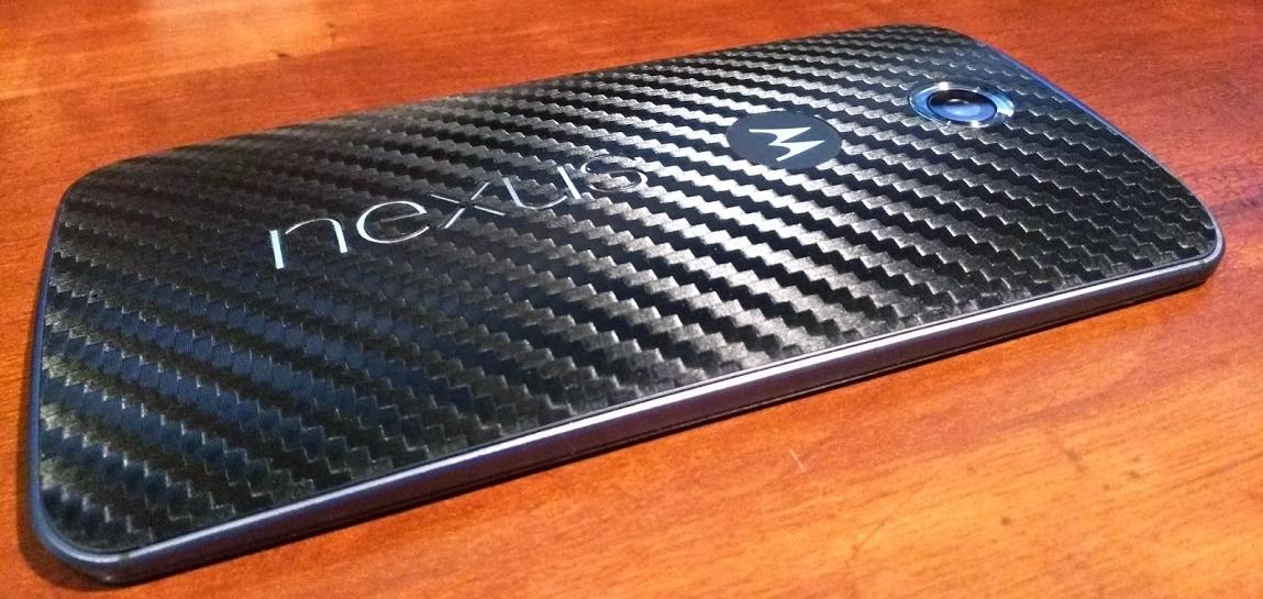 Nexus 6 feature