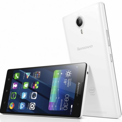 Lenovo P90 smartphone released, 64-bit, Intel processor, and a massive battery