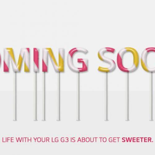 LG says Android 5.0 Lollipop coming soon to G3