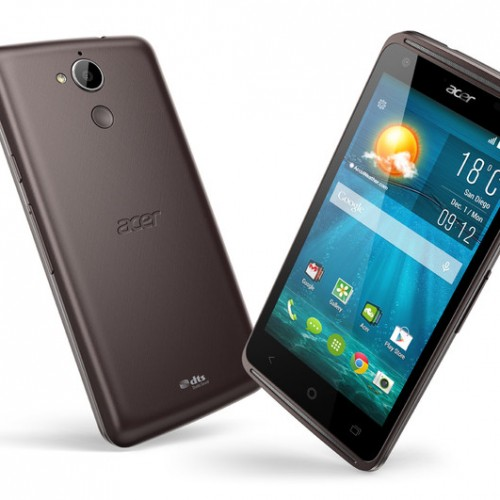 Acer announces the Liquid Z410 smartphone with 4G