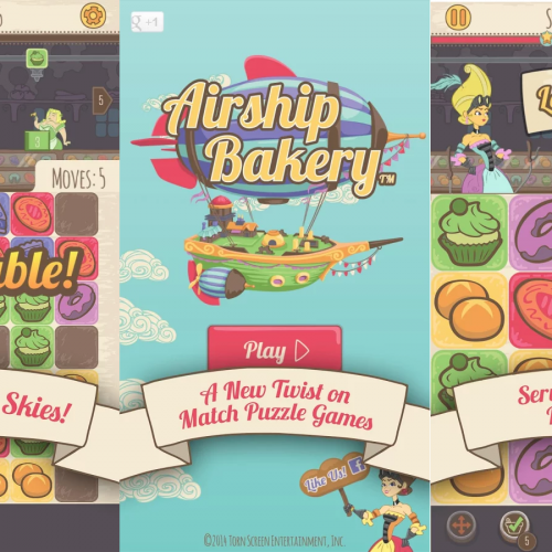 Quick Look: Airship Bakery
