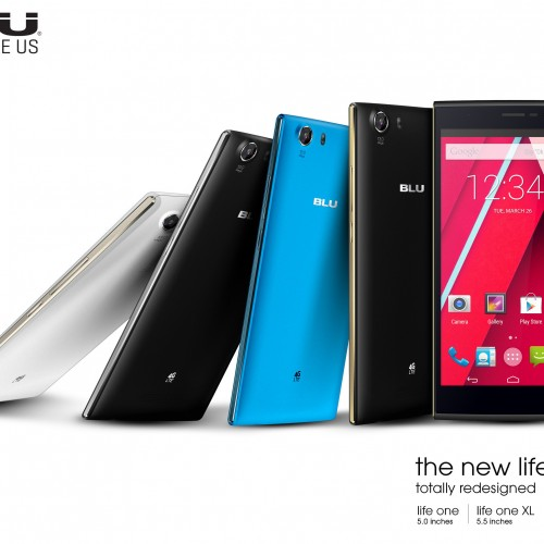 BLU Products launches new smartphones at CES