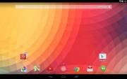 Google Now Launcher on the Nexus 10