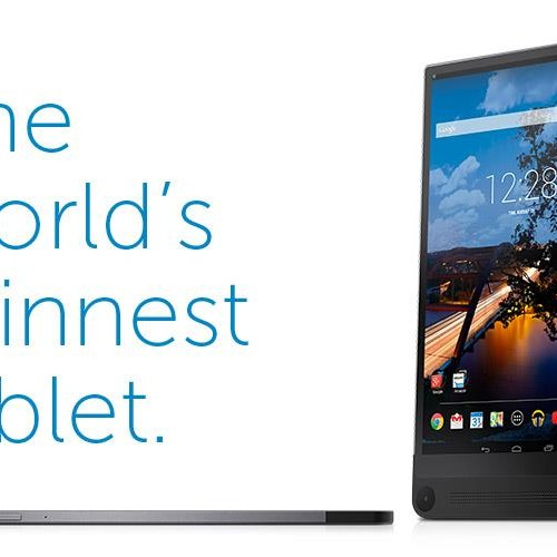 The Dell Venue 8 7000 Series Android Tablet is now available at Best Buy