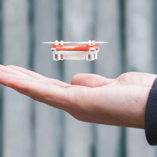 The smallest quadcopter you've ever seen: SKEYE Nano Drone
