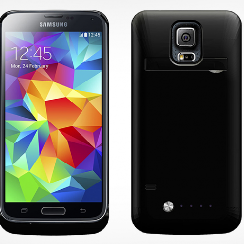 Mota Galaxy S5 battery case, 64% off