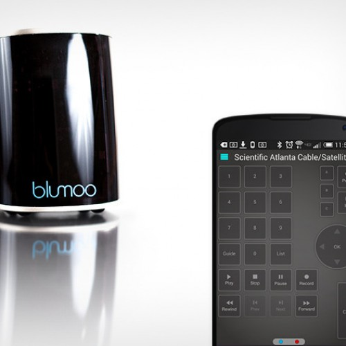 Blumoo: Universal Bluetooth remote, 34% off