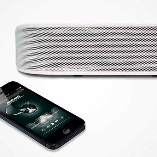 Panorama Speaker: Clear and portable Bluetooth audio for under $25