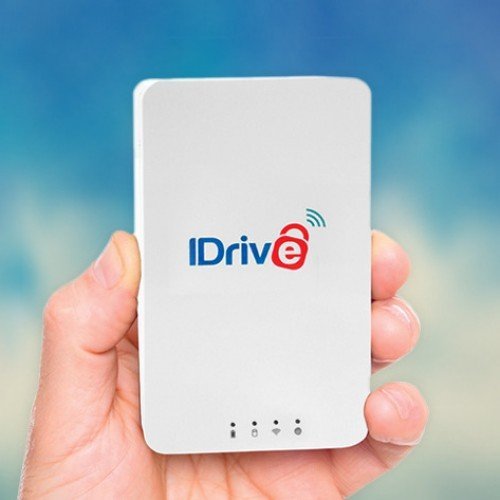 Ending soon: 1TB Wi-Fi hard drive + 10TB cloud backup from iDrive