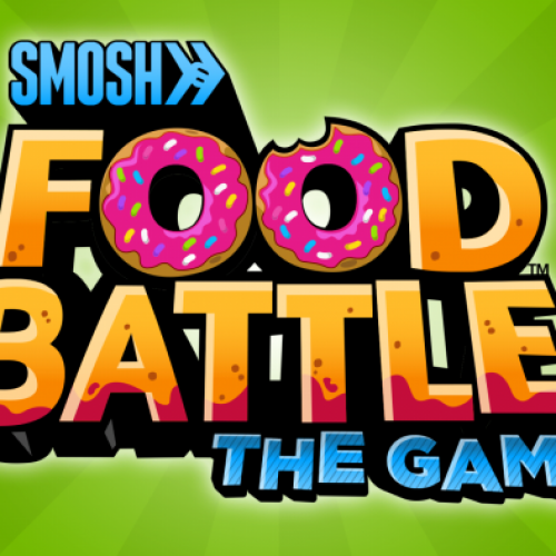 Defy Media and Smosh's Food Battle: The Game (review)