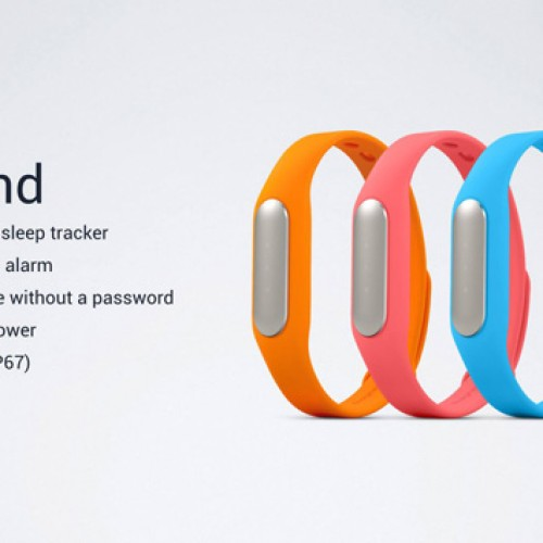 Deal: Xiaomi MiBand for $15 with free shipping today