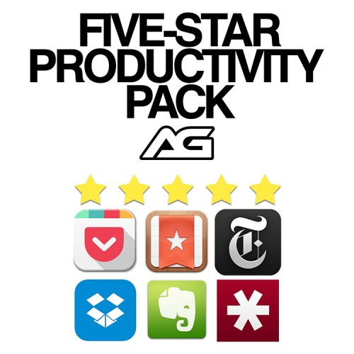 Five-Star Productivity Pack, $59.99