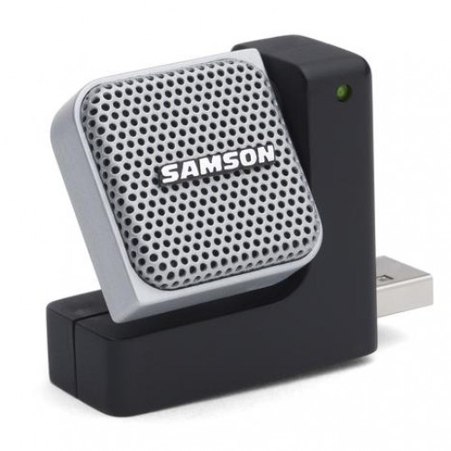 Samson Go Mic Direct review: bite-size recording