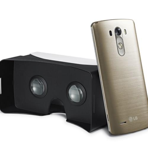 LG gives away free Google Cardboards to make virtual reality mainstream