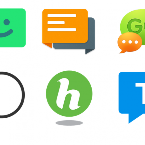 Top SMS apps for Android