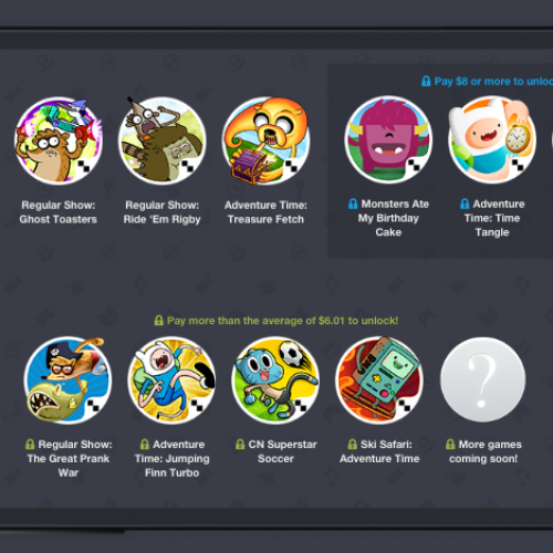 Cartoon Network launches first ever Humble Mobile Bundle