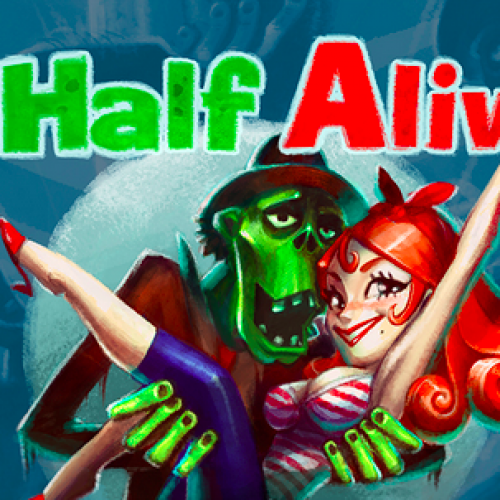 Half Alive: Zombies go home Android app Review