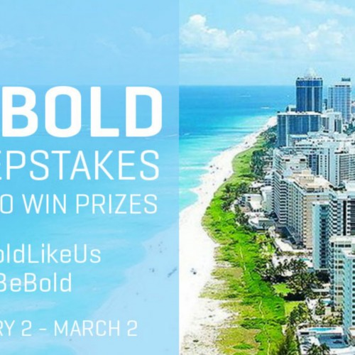 "Blu Products ""Bold Like Us"" sweepstakes!"