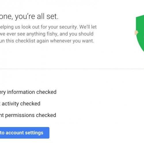 Google wants to give you 2GB of Drive storage and keep you safer