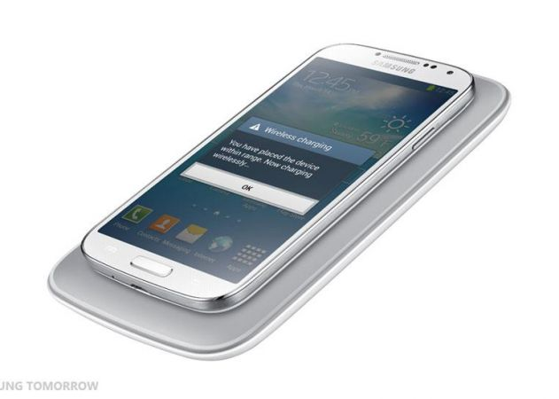 Wireless Charging of a Samsung Galaxy Device
