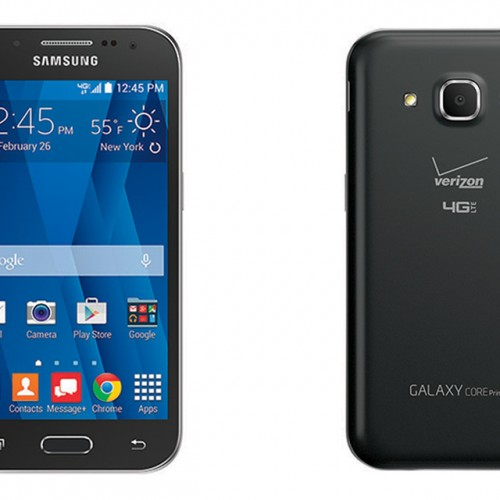 Verizon calls upon entry-level Samsung Galaxy Core Prime
