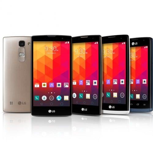 LG unwraps four smartphones ahead of Mobile World Congress