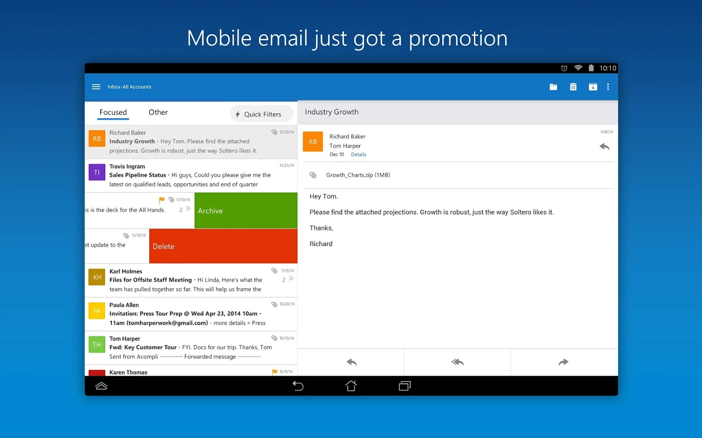 how to add email preview in outlook