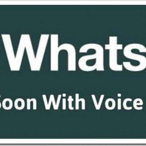 WhatsApp getting VOIP