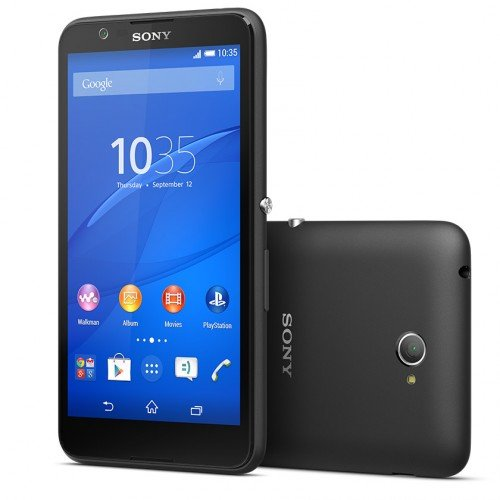 Sony balls on a budget with the Xperia E4