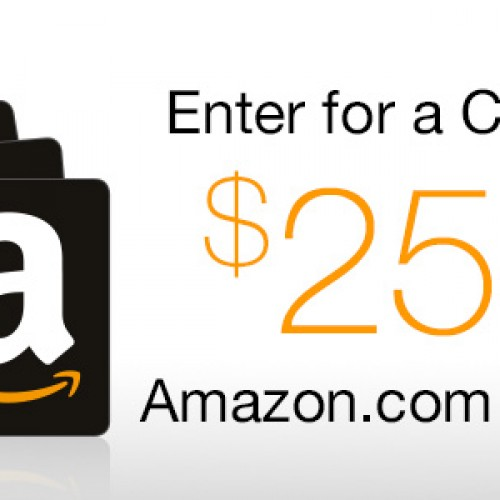 Amazon giving away $25,000 in Appstore sweepstakes