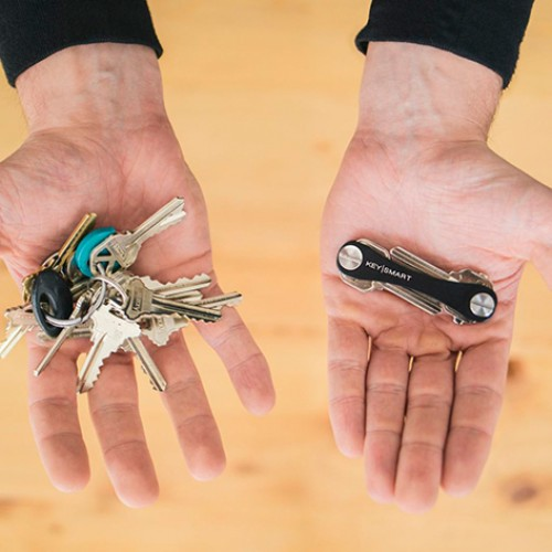 KeySmart 2.0: A better way to manage your keys, $16.99