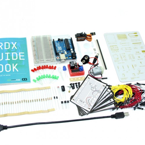 Complete Arduino Starter Kit & Course Bundle, 83% off