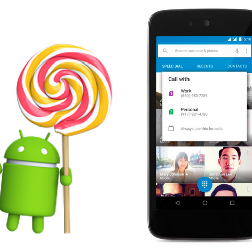 Android 5.1 Officially Announced!