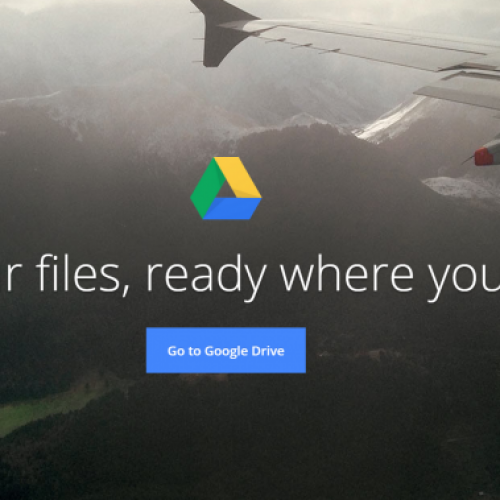 Google Drive to store your photos in addition to documents