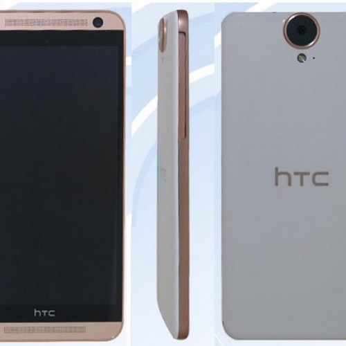 HTC One E9 specs and images surface