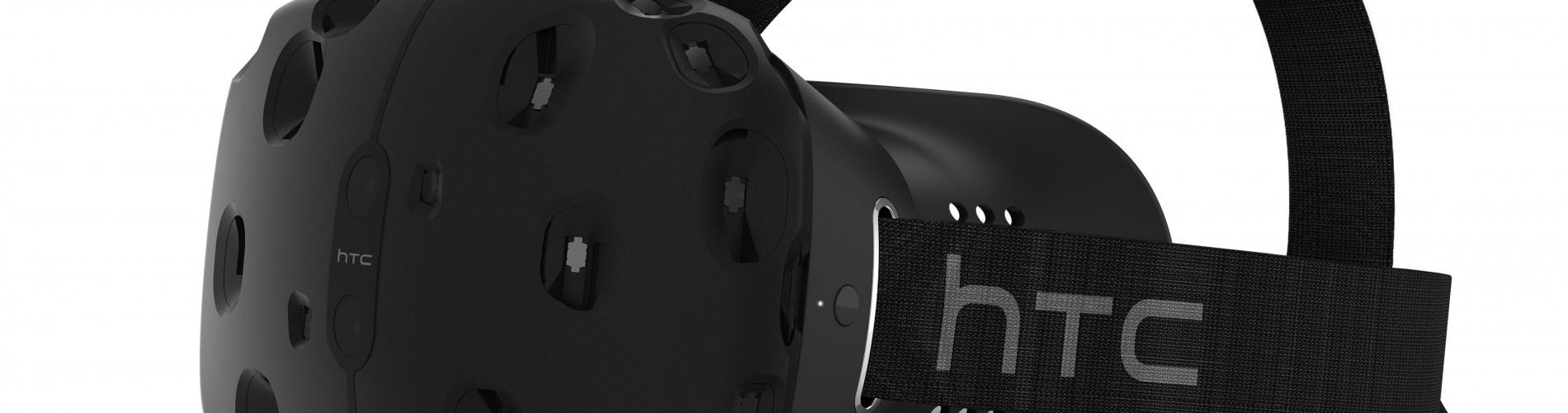 HTC Vive won't ship until Q1 2016