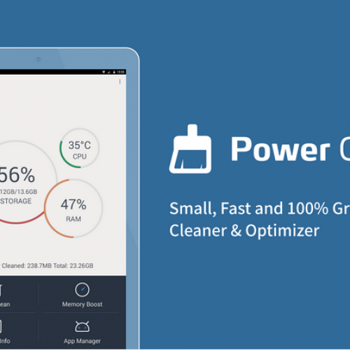 Keep your device running smooth and fast with Power Clean [Android App Review]