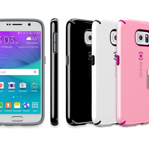 Speck releases lineup of cases for Samsung Galaxy S6 and S6 Edge