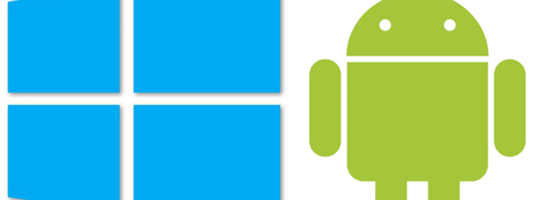microsoft is building software to convert your android