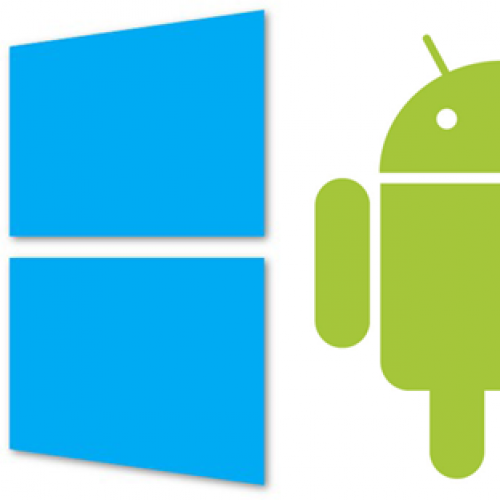 Microsoft is building software to convert your Android phone to Windows 10