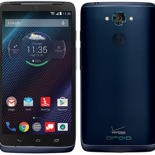Verizon offering Sapphire Blue Ballistic Nylon version of Droid Turbo