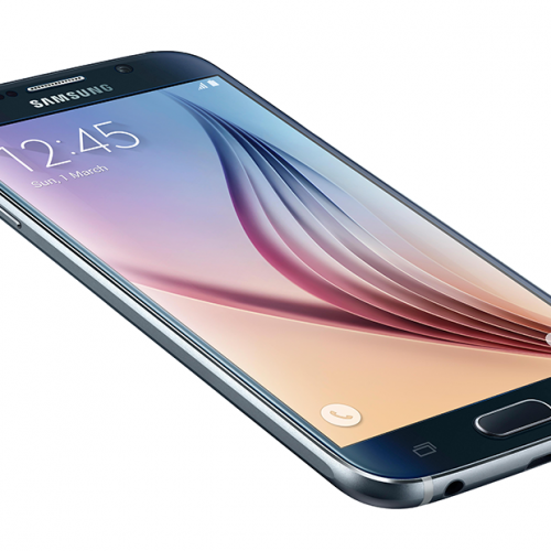 Samsung Galaxy S6 seems to be water-resistant, but not water proof