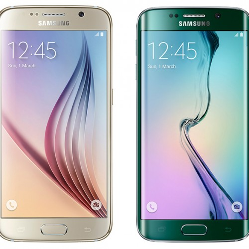 Samsung unveils Galaxy S6 and Galaxy S6 Edge for April 10
