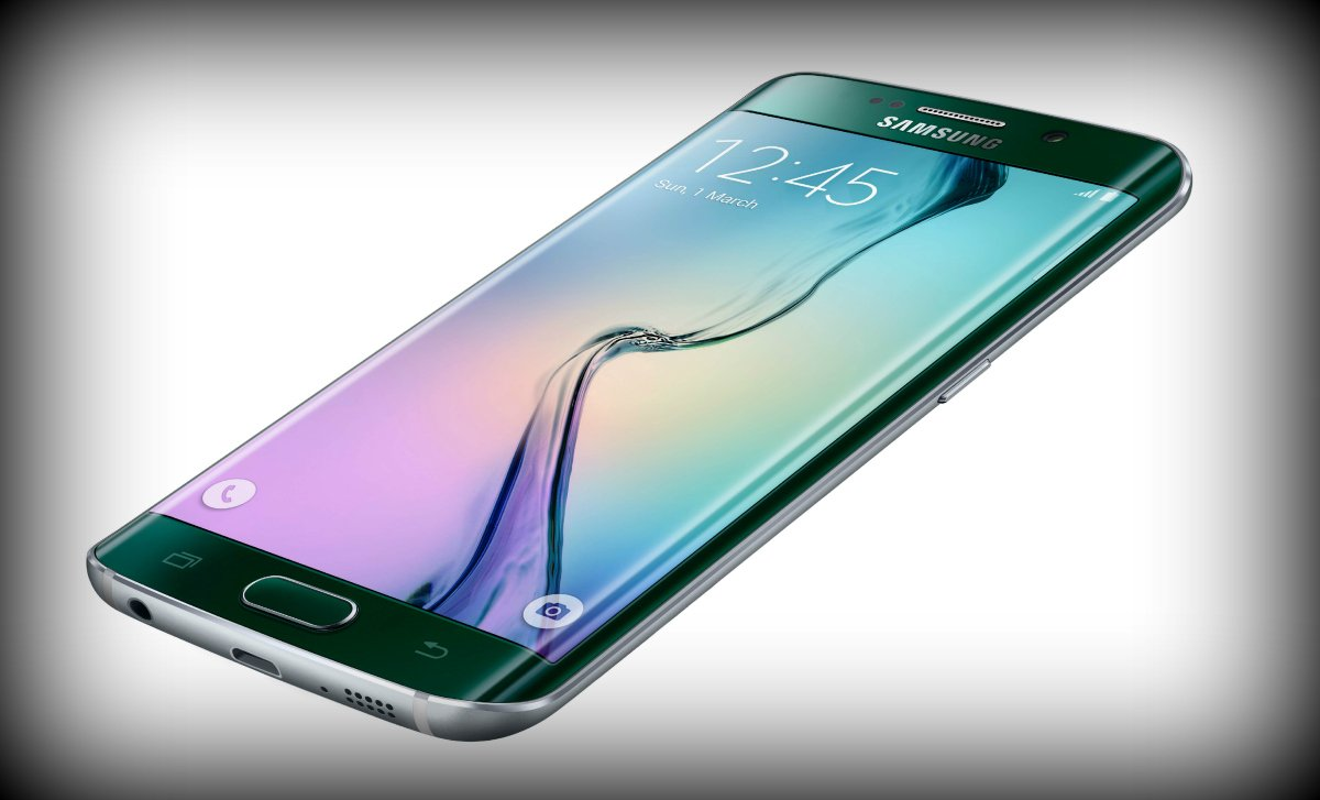 galaxy s6 edge bends at the same pressure as iphone 6 plus. Black Bedroom Furniture Sets. Home Design Ideas