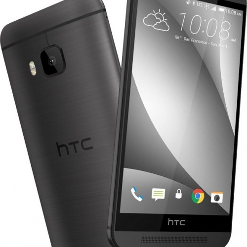 HTC One M9 announced for March