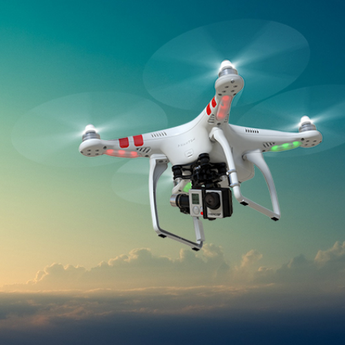 The DJI Phantom 2 Giveaway