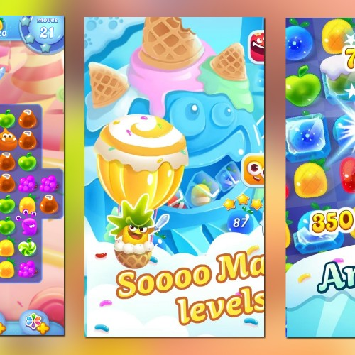 Jolly Jam: Rovio takes casual gaming in a new and totally fun direction