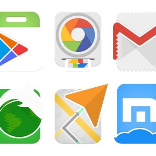Get This Look: Strip UI (icon pack)