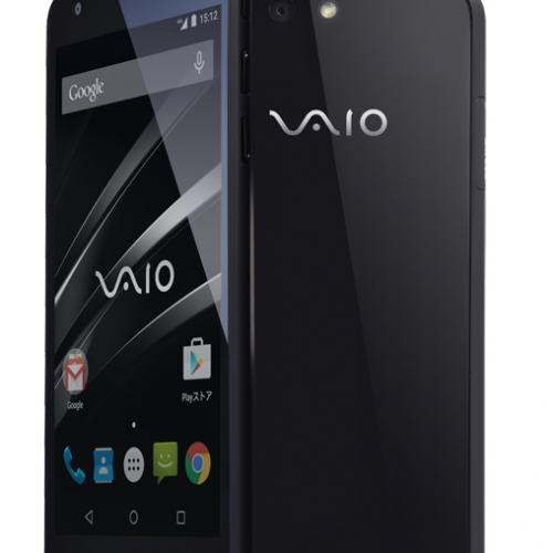 VAIO's first smartphone comes to Japan