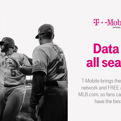 T-Mobile offers its customers a free season pass to MLB At Bat 15